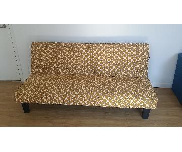 Wildon Home Full Size Sleeper Sofa Futon