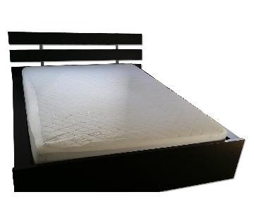 Oppland Queen Size Platform Bed