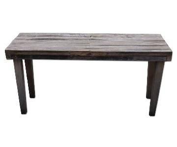 Creative X Soul Reclaimed Wood Desk/Dining Table
