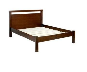 Land of Nod Oak Park Full Size Bed
