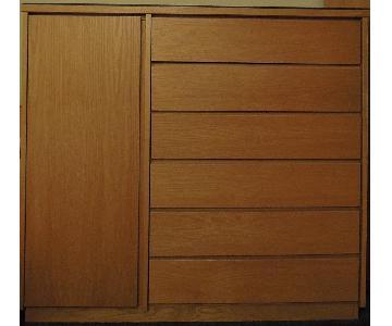 Combo Wooden Dresser