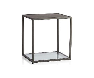 Crate & Barrel Switch Side Table