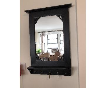 Entryway Hanging Mirror