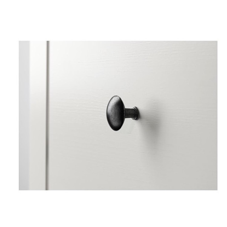Ikea Hemnes White Nightstand AptDeco