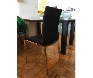 BoConcept Black Dining Chair