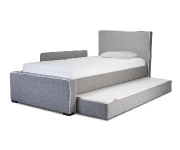 Monte Design Dorma Twin Bed w/ Trundle