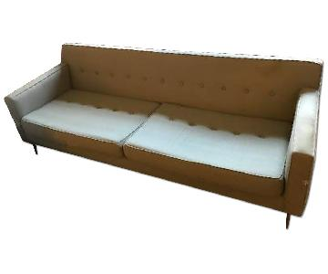 Regeneration Florence Knoll-Style Mid-Century Couch