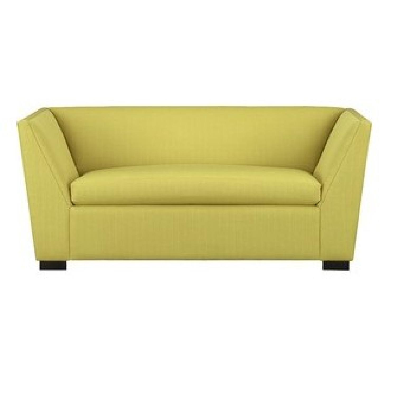 CB2 Twin Sleeper Sofa ...