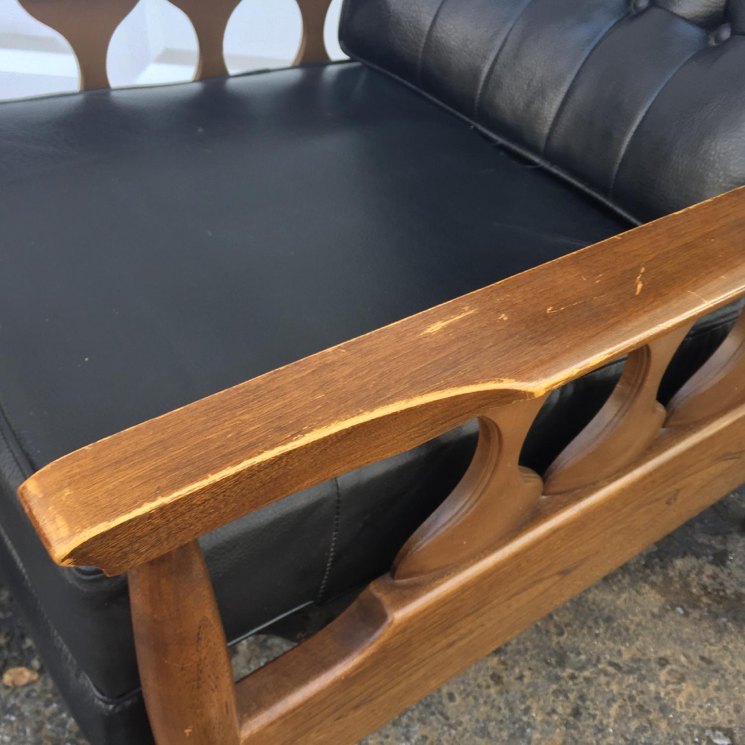 Mid-Century Reclining Lounge Chair-3