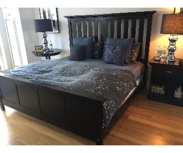 Portico Home King Bed Frame