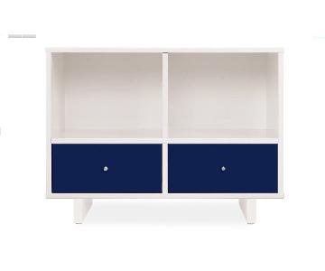 Room & Board 2 Drawer Moda Cubby Chest
