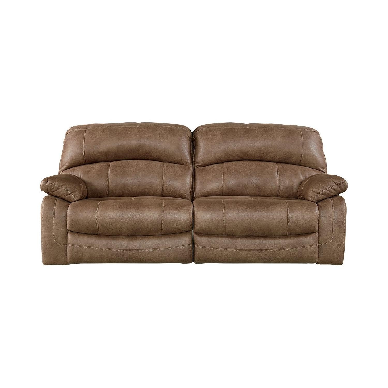 Ashley Zavier Power Reclining Sofa ...