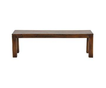 Kosas Home Reclaimed Wood Bench