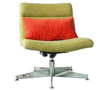 CB2 Swivel Chair