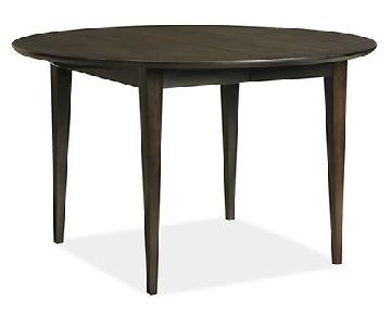 Room & Board Adams Round Extension Table