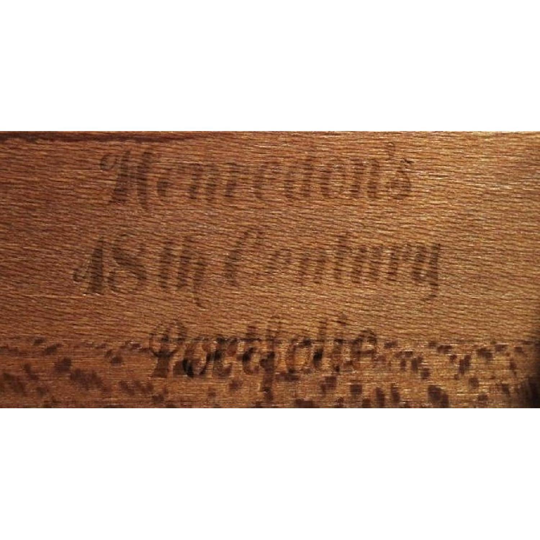 Henredon 18th C Banded Mahogany Server/Bar Cabinet