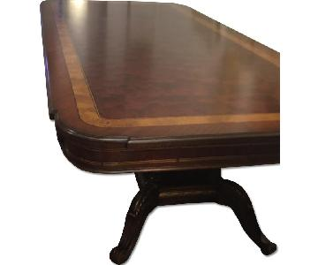Maple Wood Dining Table