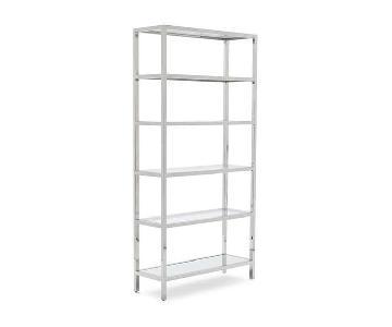 Mitchell Gold + Bob Williams Kippling Bookcase in White