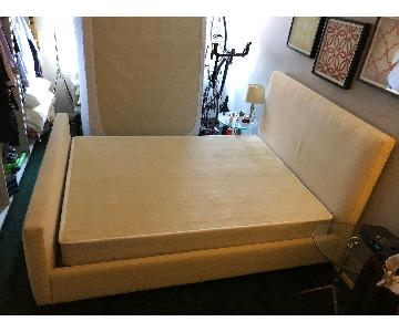 ABC Carpet and Home Queen Bed Frame