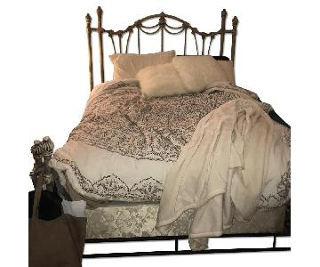 Wrought Iron Full Size Bed Frame