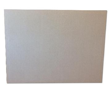 Pottery Barn Large Linen Pinboard