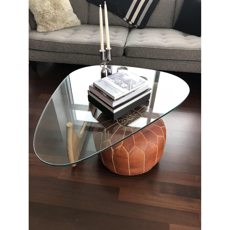 Tribeca Noguchi Style Coffee Table AptDeco