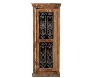 Designe Gallerie Reclaimed Wood Bar Cabinet
