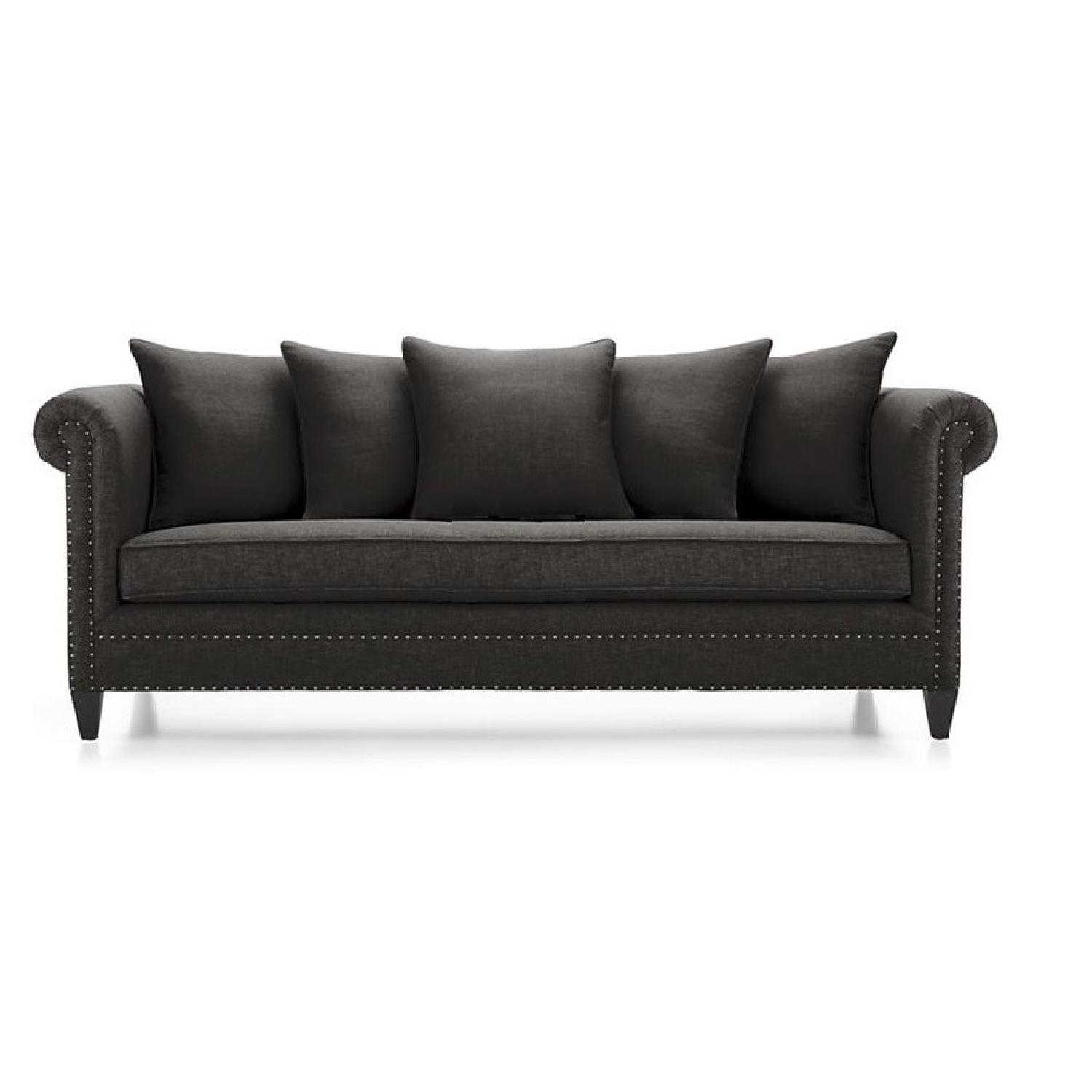 Medium image of crate  u0026 barrel durham sofa