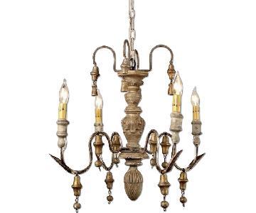 Shades of Light Canopy Designs Grand Manoir Chandelier