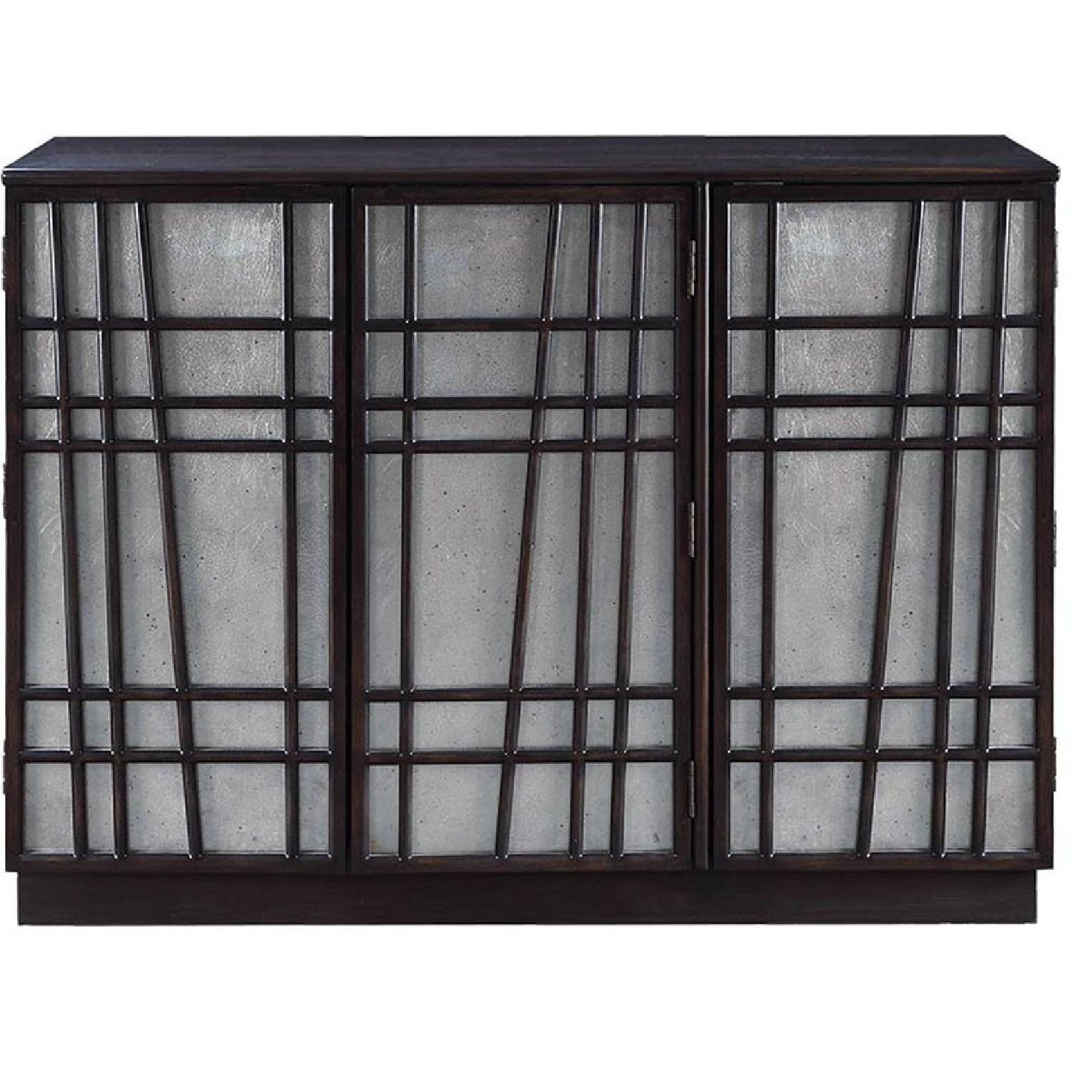 Oriental Dcor Accent Cabinet
