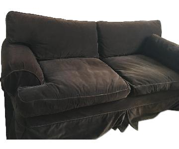 Montauk Casual T Slipcovered Sofa