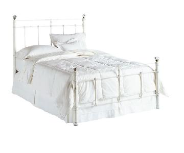 Pottery Barn Claudia Full Bed Frame