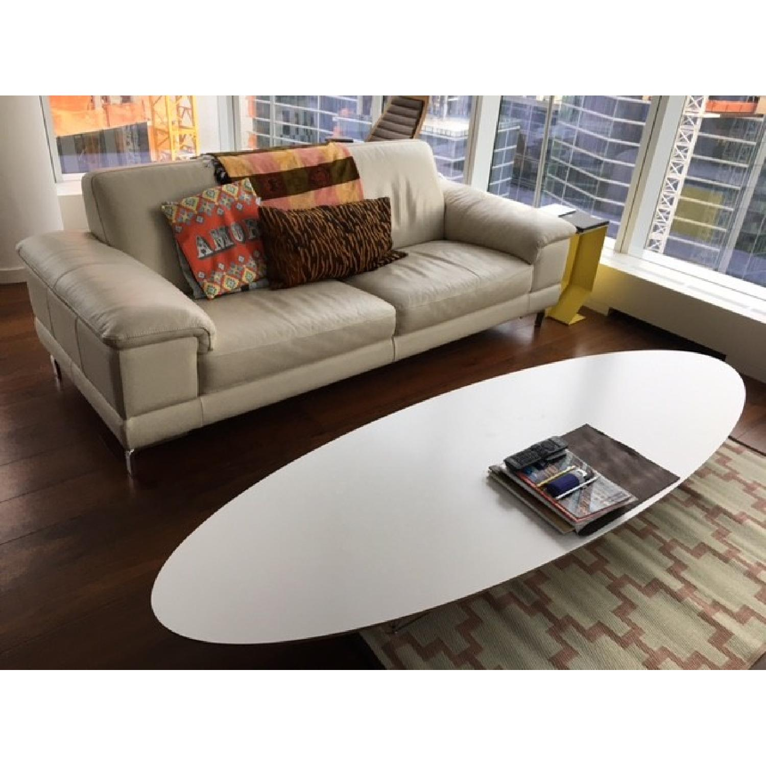 ... Eames Herman Miller Elliptical Table/Surfboard 0 ...
