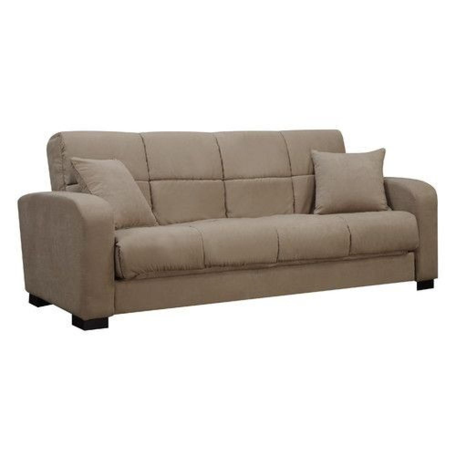 Handy Living Damen Microfiber Convert A Couch Aptdeco ~ Convert A Couch And Sofa Bed
