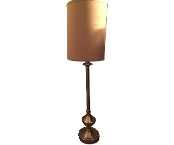 One Kings Lane Table Lamp w/ Drum Shade
