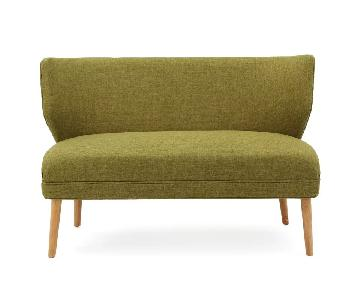 Joss & Main Heritage Hill Fabric Settee