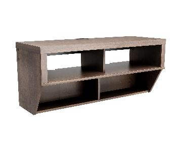 Prepac Manufacturing Wall Mounted TV Stand