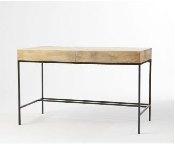 West Elm Industrial Desk