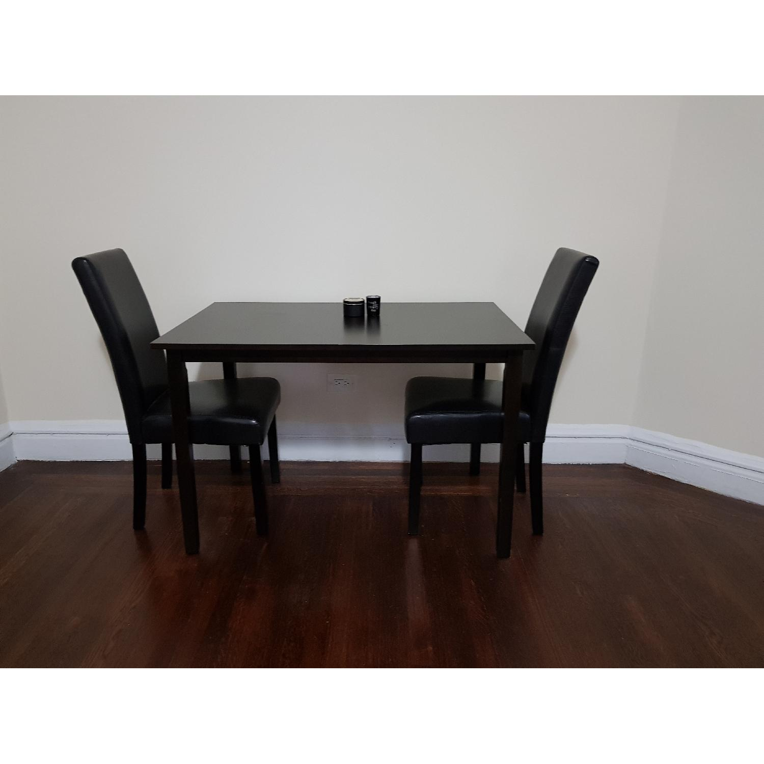 Simple Living Shaker Dining Table W/ 2 Chairs ...