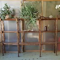 Vintage Wood Shelves