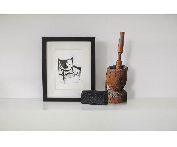 Designe Gallerie Wooden Okhli Bowl