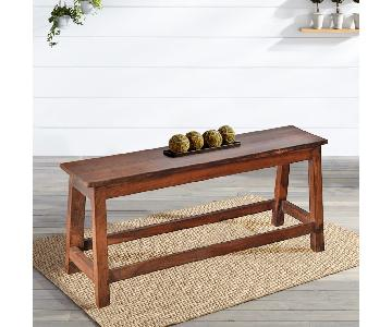 Designe Gallerie Wooden Bench