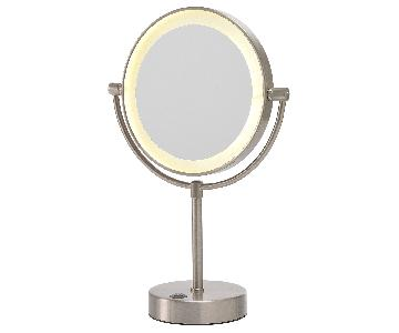Ikea Kaitum Mirror w/ Built-In Light