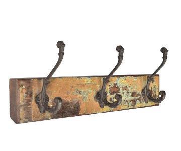 Designe Gallerie 3 Peg Cast Hook Hanger