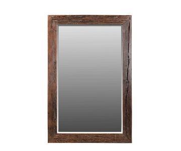 Designe Gallerie Sleeper Wood Frame Mirror