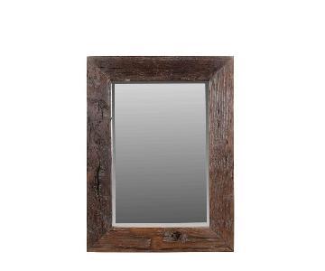 Designe Gallerie Sleeper Wood Small Mirror Frame