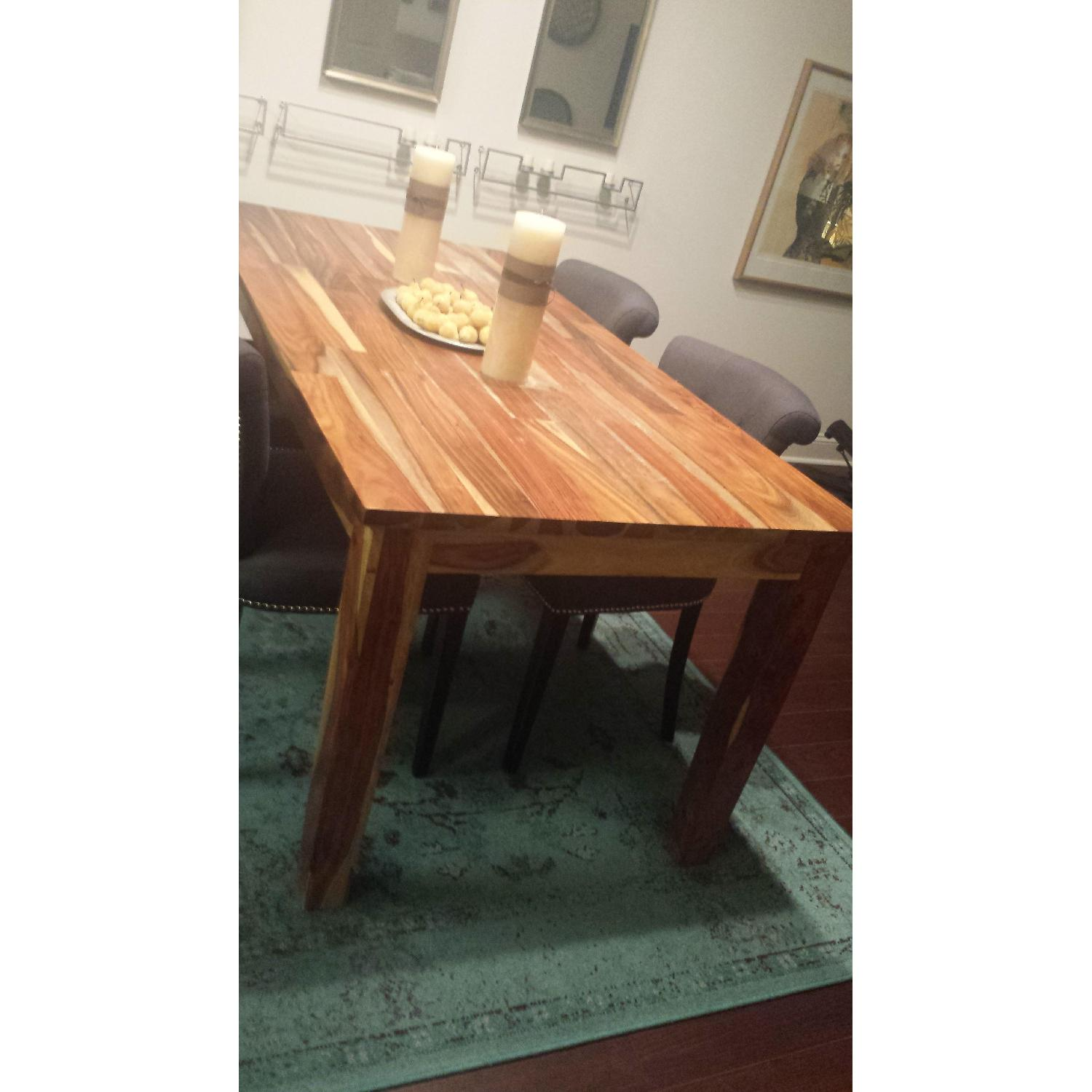Rosewood Dining Table-0