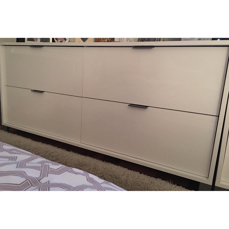 CB2 Lacquer Dresser - image-1