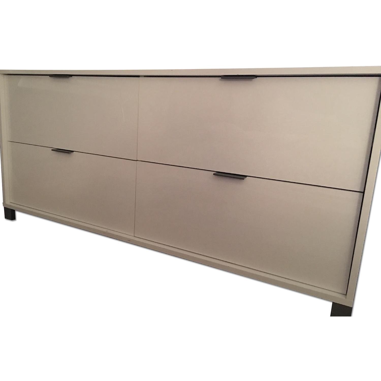 CB2 Lacquer Dresser - image-0