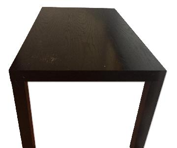 West Elm Parson Dining Table